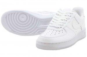 NIKE WMNS AIR FORCE 1 '07 - WHITE