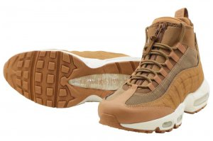 NIKE AIR MAX 95 SNEAKERBOOT - FLAX