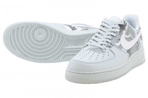 NIKE AIR FORCE 1 07 LV8 - PURE PLATINUM