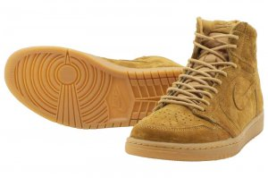 NIKE AIR JORDAN 1 RETRO HIGH OG - GOLDEN HARVEST