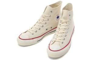 CONVERSE CANVAS ALL STAR J HI - NATURAL