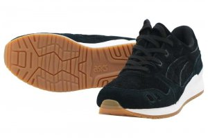 asics Tiger GEL-LYTE III - BLACK