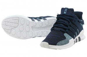 adidas EQT SUPPORT ADV CK PARLEY エキップメント サポート パーレイ Legend Ink/Blue Spilit CQ0299