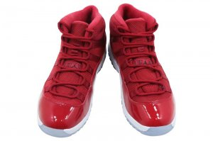 NIKE AIR JORDAN 11 RETRO BP - GYM RED