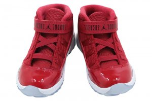 NIKE AIR JORDAN 11 RETRO BT - GYM RED