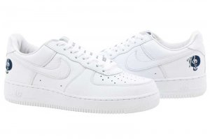 NIKE AIR FORCE 1 07 ROCAFELLA - WHITE