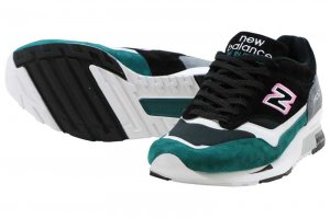 New Balance M1500 KFG - BLACK/GREEN
