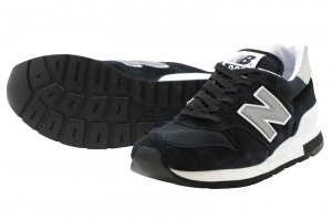 New Balance M995 CHB - BLACK