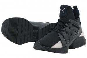 PUMA MUSE ECHO WNS - PUMA BLACK