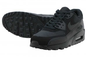 NIKE AIR MAX 90 ESSENTIAL - BLACK/BLACK-BLACK-BLACK