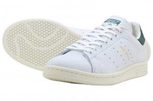 adidas  STAN SMITH - Running White/Running White/Collegiate Green