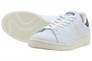 adidas  STAN SMITH - Running White/Running White/Noble Ink