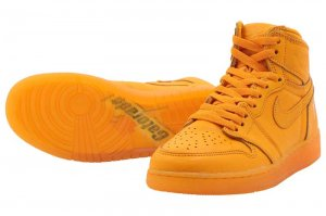 NIKE AIR JORDAN 1 RETRO HIGH OG G8RD BG - ORANGE PEEL