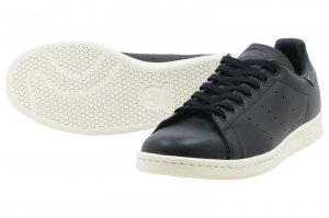 adidas  STAN SMITH - CORE BLACK/CORE BLACK FTW WHITE