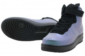 NIKE AIR FORCE 1 FOAMPOSITE CUP - LIGHT CARBON/LIGHT CARBON