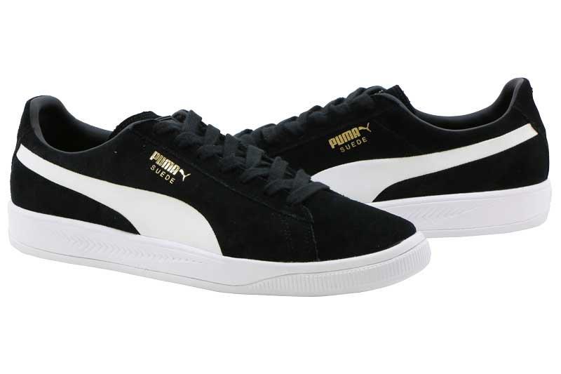 3cfd9ed434c9 PUMA SUEDE IGNITE - Puma Black-Puma White 364069-02