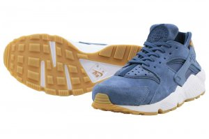 NIKE WMNS AIR HUARACHE RUN SD - DIFFUSED BLUE/DIFFUSED BLUE