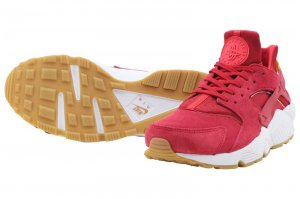 NIKE WMNS AIR HUARACHE RUN SD - GYM RED/GYM RED-SPEED RED