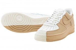 NIKE AIR FORCE 1 07 PRM - SAIL/VACHETTA TAN-SAIL