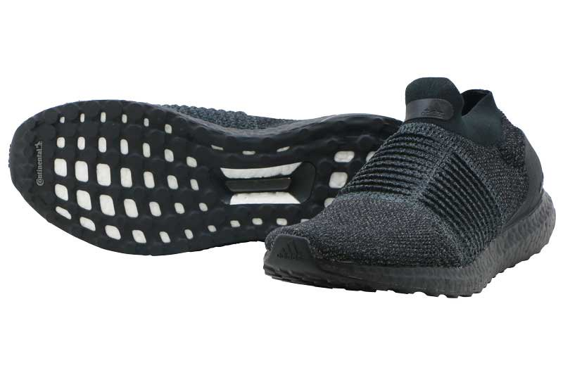 416a84ddc14 adidas UltraBOOST LACELESS LTD - Core Black Core Black Core Black bb6222
