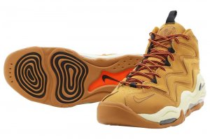 NIKE AIR PIPPEN - Desert Ochre/Velvet Brown