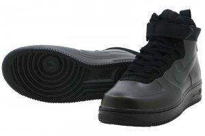 NIKE AIR FORCE 1 FOAMPOSITE CUP - BLACK/BLACK-BLACK