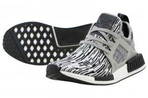 adidas  NMD XR1 PK - CORE BLACK/MGH SOLID GREY/RUNNING WHITE