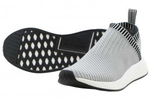 adidas  NMD CS2 PK - SOLID GREY/RUNNING WHITE/SHOCK PINK