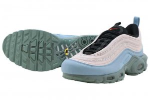 NIKE AIR MAX PLUS 97 - MICA GREEN/BARLEY ROSE/LECHE