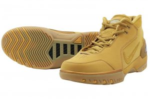 NIKE AIR ZOOM GENERATION ASG QS - WHEAT GOLD
