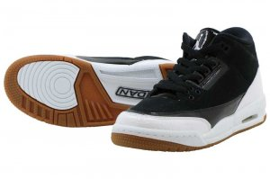 NIKE AIR JORDAN 3 RETRO GG - BLACK/WHITE-GUM MED BROWN