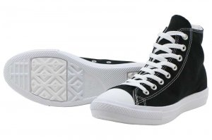 CONVERSE ALL STAR LIGHT HI - BLACK