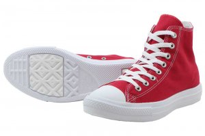 CONVERSE ALL STAR LIGHT HI - RED