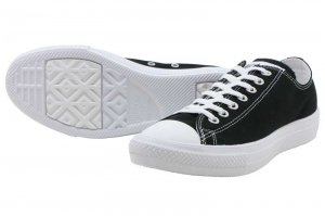 CONVERSE ALL STAR LIGHT OX - BLACK