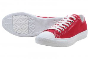 CONVERSE ALL STAR LIGHT OX - RED