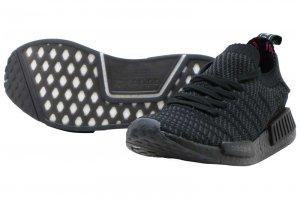 adidas  NMD CR1 STLT PK - CORE BLACK/UTILITY BLACK/SOLAR PINK