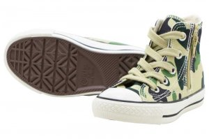 CONVERSE CHILD ALL STAR N 70 Z HI 83CAMO