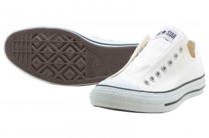 CONVERSE ALL STAR SLIP 3 OX - WHITE