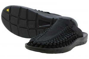 KEEN UNEEK SLIDE - BLACK/BLACK