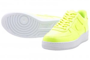 NIKE AIR FORCE 1 07 LV8 UV - VOLT/VOLT-WHITE-WHITE