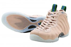 NIKE W AIR FORMPOSITE ONE - PARTICLE BEIGE/PARTICLE BEIGE