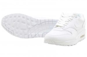 NIKE WMNS AIR MAX 1-100 - WHITE-WHITE REMOVABLE SWOOSH PATCHES
