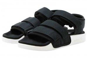 adidas  ADILETTE SANDAL 2.0 W - Core Black/Core Black/Running White