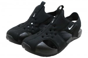NIKE SUNRAY PROTECT 2 PS - BLACK/WHITE-ANTHRACITE