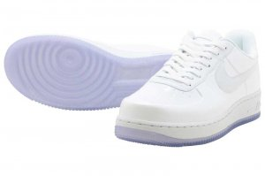NIKE AF 1 FOAMPOSITE PRO CUP - WHITE/WHITE-WHITE