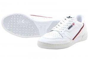adidas  CNTNTL80 - FTW White/Scarlet/Collegiate Navy