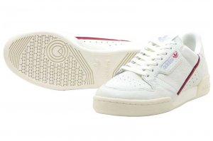 adidas  CNTNTL80 - White Tint/Off White/Scarlet