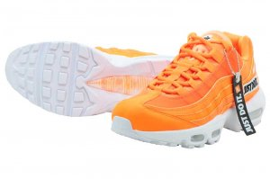 NIKE AIR MAX 95 SE - TOTAL ORANGE/WHITE-BLACK