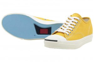 CONVERSE JACK PURCELL RET COLORS - MUSTARD