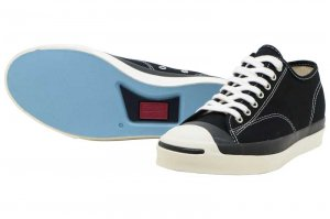 CONVERSE JACK PURCELL RET COLORS - BLACK